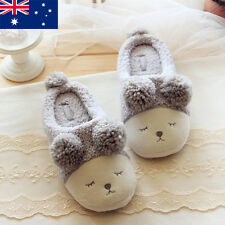 Winter Soft Cute Warm Sheep Indoor Anti-slip Slippers shoes for Adult Men/Women