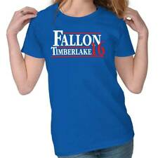 Fallon Timberlake '16 Presidential Campaign Elect Political Ladies T-Shirt