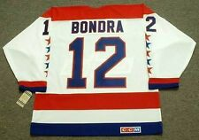 PETER BONDRA Washington Capitals 1990 CCM Vintage Home NHL Hockey Jersey