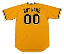 "PITTSBURGH PIRATES 1979 Majestic Cooperstown ""Customized"" Home Baseball Jersey"