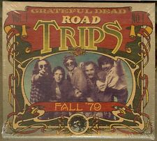 Grateful Dead Road Trips Vol.1 No.1 Bonus Disc Set (3-CD) New/Sealed (Fall '79)
