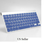 Silicone Keyboard Skin Cover For Apple Macbook Pro Mac Wireless Keyboard Skin