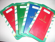Drakes Pride Rigid Scorecard Holders X4 Pack