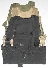 Condor CS Modular Chest Rig Vest 5.56mm Mag Pouches MOLLE Black Coyote Tan RRV