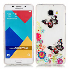 Floral Cute Butterfly Soft TPU IMD Gel Rubber Skin Case Cover For Various Phones