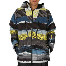 Quiksilver Travis Rice Symbol Gore-Tex Men's Snowboard Jacket NEW