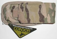 Condor MA59 5.56 Buttstock One Mag Pouch Rifle Stock 5.56mm AR Crye MULTICAM 223