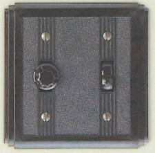 deco bakelite light or fan switch with universal dimmer,brown or white,classic