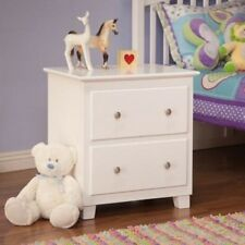 Atlantic 2 Drawer Nightstand. Delivery is Free