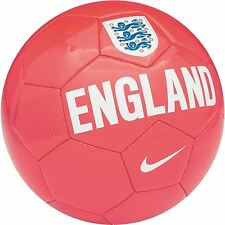 Nike England Supporters Football Red/White Replica Soccer Ball