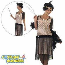 1920's Coco Flapper Costume- Adult Woman Outfit 1920's Fancy Dress