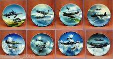 Coalport Reach For The Sky Collectors Plates by Michael Turner 26-C58-6