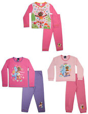 UPSY DAISY IGGLEPIGGLE PYJAMAS IN THE NIGHT GARDEN GIRLS PJS SET
