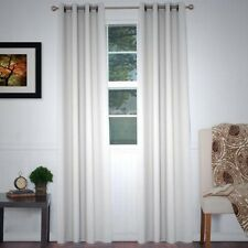 Somerset Home Blackout Grommet Curtain Panel, 210cm. Free Delivery