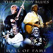 The Moody Blues - Hall of Fame (Live) (CD 2000) Promo Punch