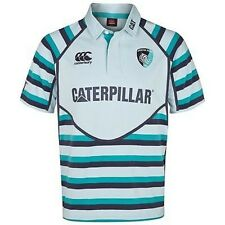 Canterbury Leicester Tigers Rugby Alternate Classic S/S Jersey Shirt, Large Only