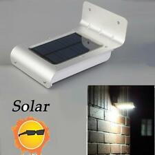 16LED Solar Power Motion Sensor Garden Security Lamp Outdoor Waterproof Light DB