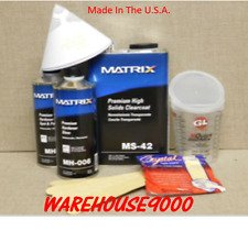 MS-42 Premium High Solids Urethene Clearcoat - Comparible to 72200S  DCU2042