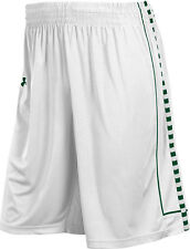 NEW UNDER ARMOUR Stock Prodigy Basketball Shorts men white / Green