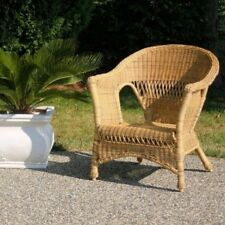 Grand All Weather Wicker Armchair. Delivery is Free
