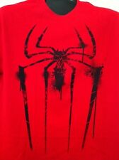 Official The Amazing Spiderman Spider Mens T-Shirt NWT spidey hero graphic tee