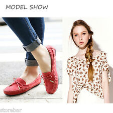 Autumn Women Bowknot Classic Tods Gommino Driving Flats Shoes Boat Loafers Shoes