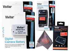 Batteries & Charger LP-E8 w/ Microfiber Cloth for CANON REBEL T5i T4i T3i T2i
