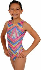 NEW!! Zippy Gymnastics Leotard by Snowflake Designs