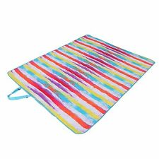 WEJOY Waterproof Lightweight Picnic Blanket for Camping Beach Family Festival