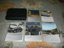 2011 ML350 ML550 WITH NAVIGATION OWNERS MANUAL SET + FREE SHIPPING