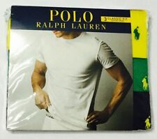 Polo Ralph Lauren 3 Classic Fit Crew Neck Men's T Shirt Sz M L XL NEW $39.50