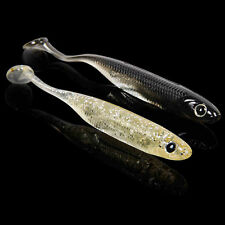 4 PCS/Lot R30 New 10cm 6g Plastic Lures Soft Fishing Lure Soft Bait Fishing Bait