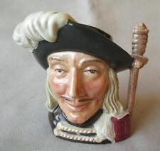 FUN VINTAGE ROYAL DOULTON TOBY MUG - ARAMIS - THREE MUSKETEERS