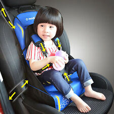 Children Baby Toddler Portable Safety Car Seat Booster Carrier Secure Soft Chair