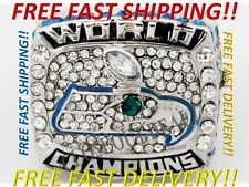 2013 Seattle Seahawks Super Bowl Championship Ring NFL Russell Wilson USA Seller