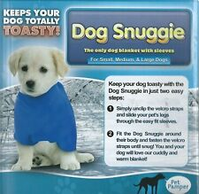 Dog Snuggie to keep your Doggy Warm and Toastie - Pet Coat- Cosy - pet Gift