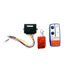 12V/24V Wireless Winch Remote Control Handset Universal for Truck
