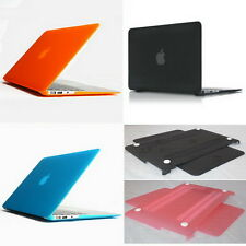 Matte Hard Case Cover Shell Housing Clip Protector fr MacBook Air 11 A1465 A1370
