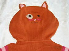 Gymboree MIX AND n MATCH Kitty Cat Hooded Sweater Top NWT 4 5 So ADORABLE!