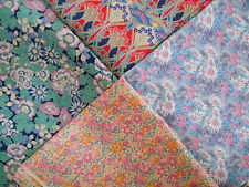 VINTAGE LIBERTY FABRIC - 90CM WIDE - TANA LAWN-BUY UNIT 20cmX90cm-CRAFT-QUILTERS