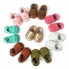 Summer Long Tassels Paragraph Soled Sandals Baby Shoes Soft Soled Baby Sandals