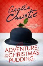 The Adventure of the Christmas Pudding (Poirot) by Agatha Christie