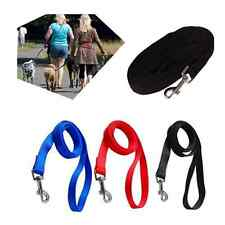 Dog Puppy Lead Leash Obedience Rope Nylon Pet Training Recall 4.5M Long Style
