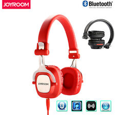 Joyroom Wireless 4.0 Bluetooth Headset Stereo For Universal Cell Phone Universal