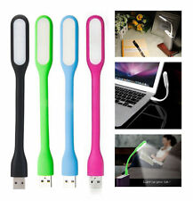 Xiaomi Mini USB LED Shining Light Bendable Lamp For Notebook Laptop Power Bank--