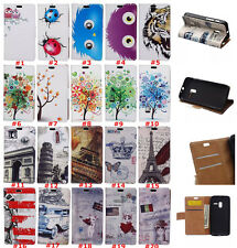 """NEW Leather wallet pouch flip stand case skin cover For Apple iPhone 7 4.7"""""""