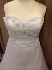 Moonlight Bridal A-Line Gown Size 22- Sample Dress