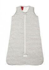 NEW Baby Sleeveless Sleeping Bag 2.5 tog Grey. Sizes 0 to 4yrs. By uh-oh!