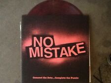 "No Mistake - Connect The Dots... 7"" S.W.T. Records Punk Go! SFA NYHC"