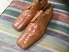 David Eden Crocodile Men Shoe 15